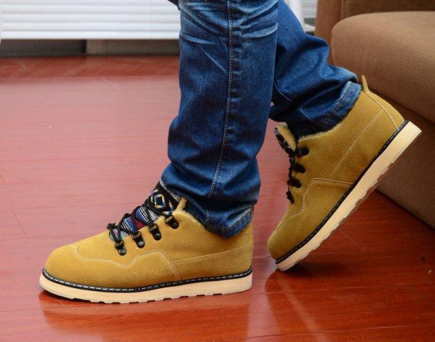 Зимняя обувь для мужчин, которые любят комфорт