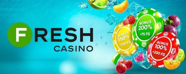 Какими особенностями обладает официальный сайт казино Фреш