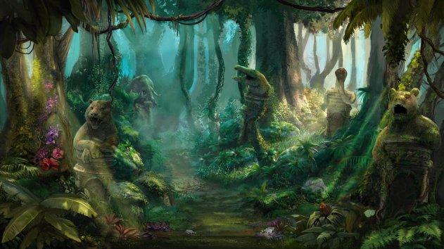 Пин Ап казино: параметры игрового автомата Jungle Spirit: Call of the Wild
