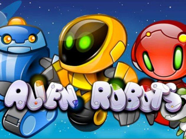 Характеристики игрового автомата Alien Robots из знаменитого казино Rox