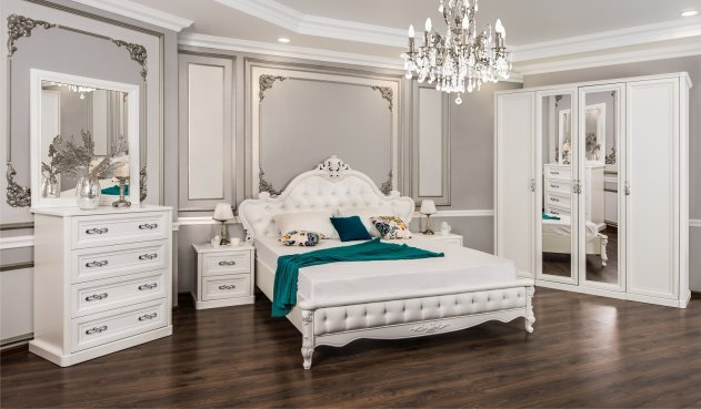 Несколько слов о спальне