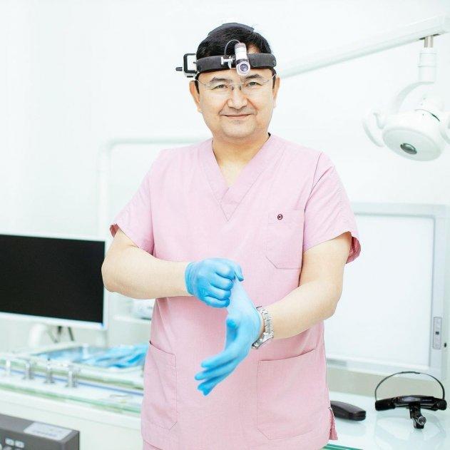 Особенности проведения ринопластики от пластического хирурга Фахриддина Облокулова