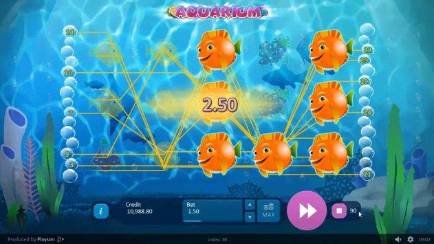 Главные особенности игрового автомата Aquarium с официального сайта Сол Казино
